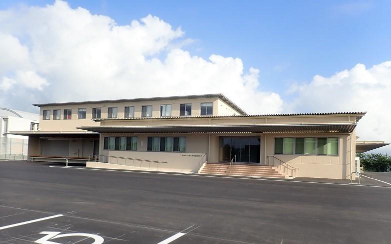 新斐川学校給食センター