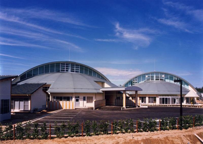 海土町保健福祉センターひまわり