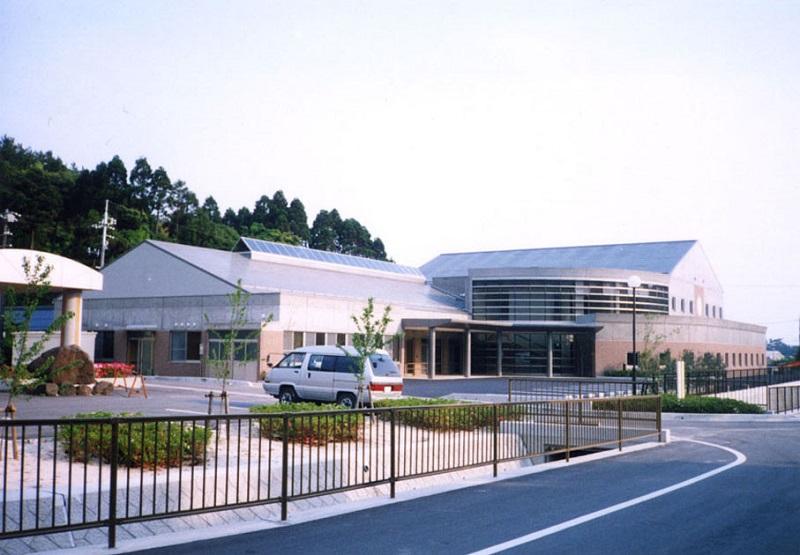 都万保健センター・国民健康保険都万診療所