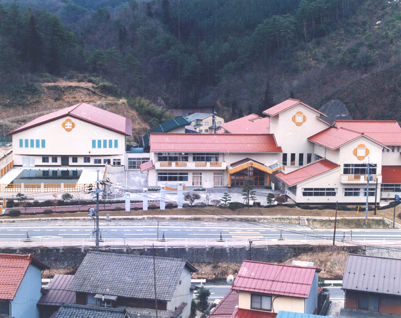 雲南市立吉田中学校